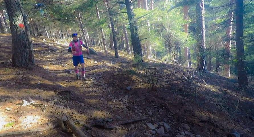 Tecnica de carrera en Trailrunning