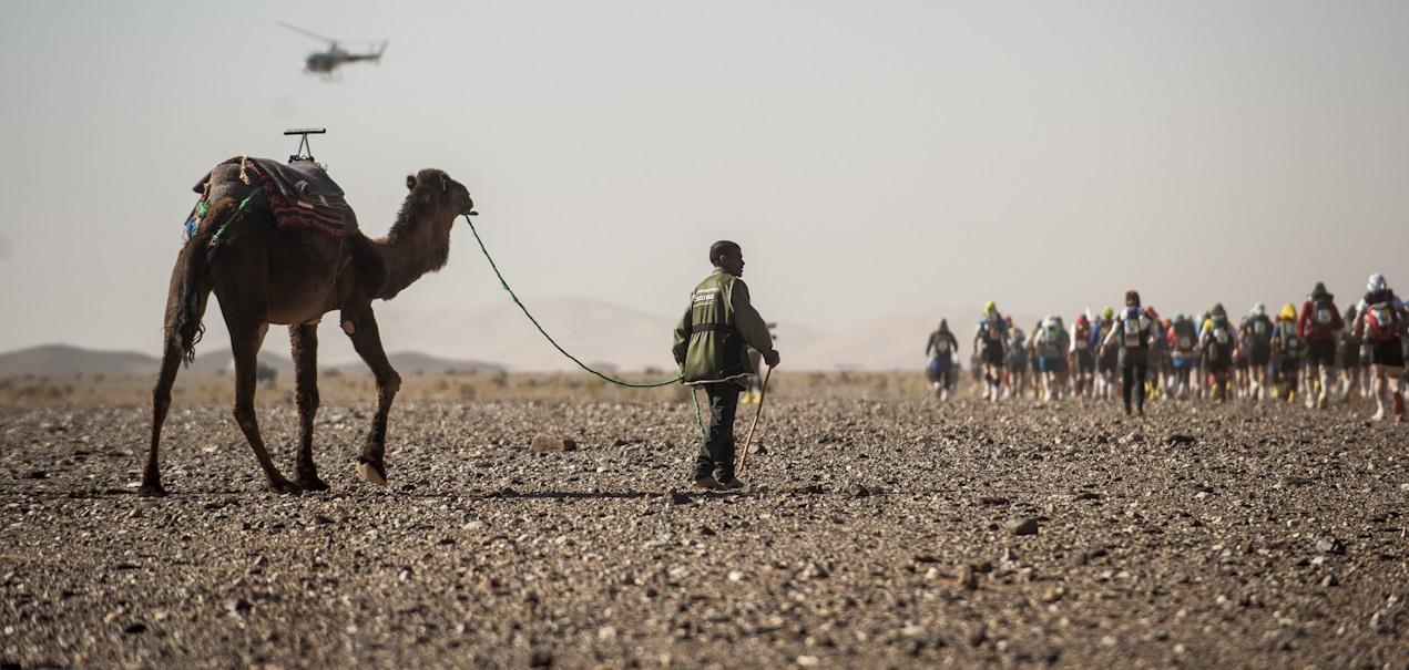 Maraton Des Sables / Tormenta del desierto