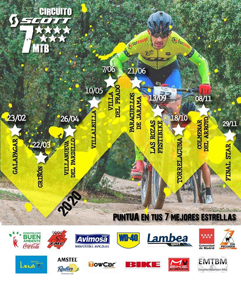 CIRUITO 7 ESTRELLAS / PRIMERA PRUEBA
