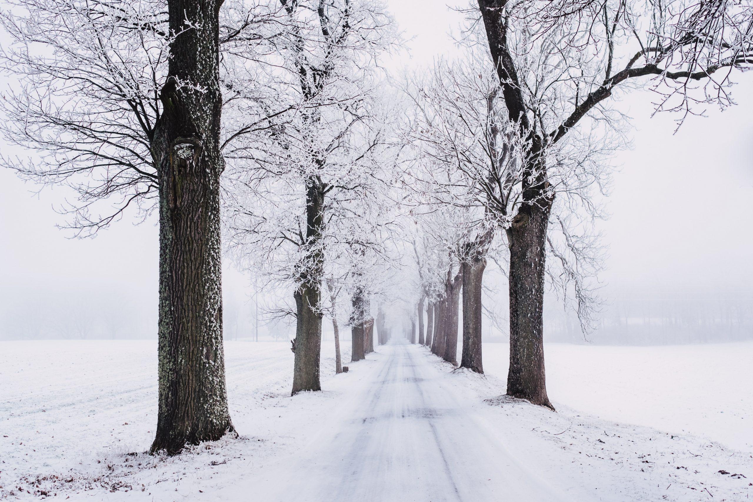 Como calentar en epocas de invierno